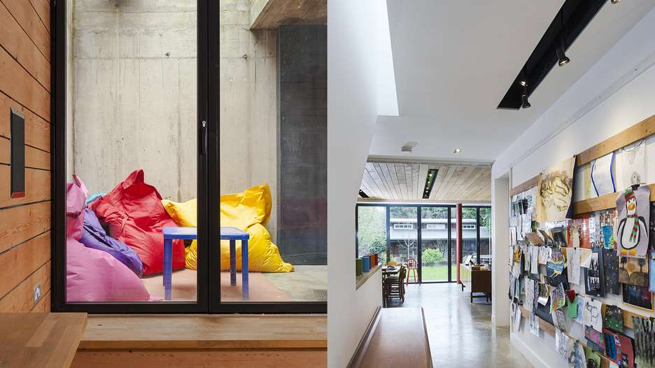 t-space residential north east London