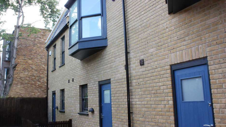 T-Space Terraced Town Houses, T-Space North London Architect