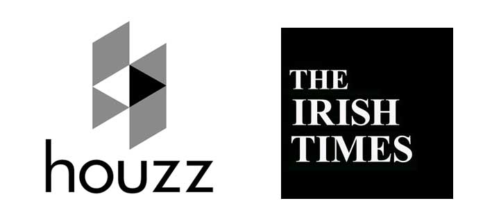 Houzz & Irish Times feature a T-Space Project